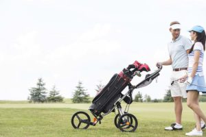 How to Use a Golf Push Cart – Comprehensive Guide