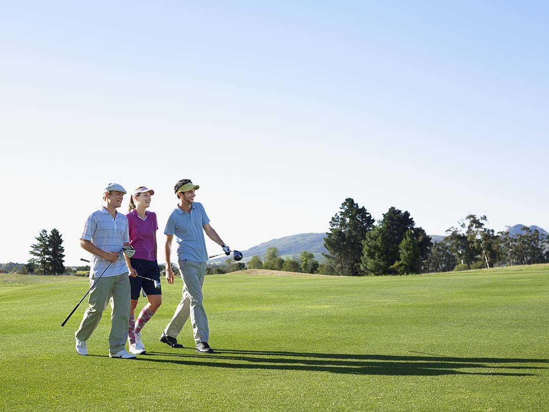 Golf 101: How To Hit Woods On The Fairway