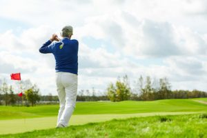 What is an Inside Out Golf Swing