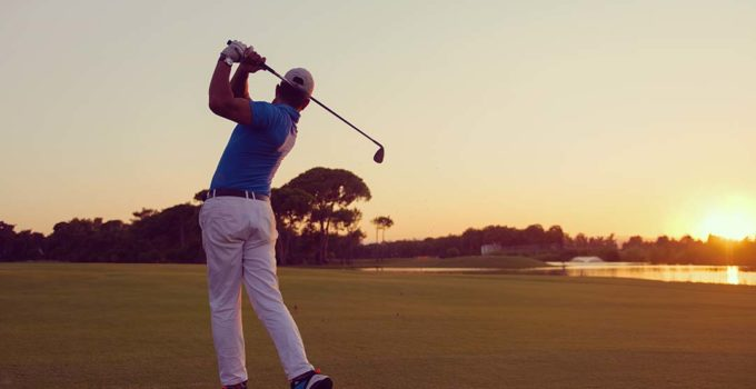 Guide on Golf - How to Swing Irons