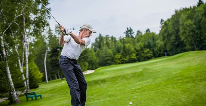Golf Swing Tips for Seniors | Remastering the Basics