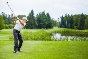 How Can a Senior Golfer Increase Swing Speed