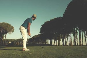 How to Stand for a Golf Swing | Essential of Proper Posture & Mindset