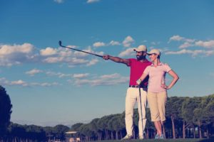 Who Has The Best Golf Swing | Let's Find Out