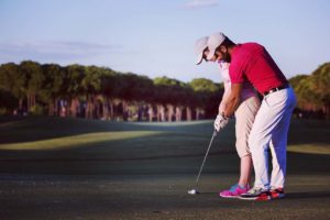 How To Improve Your Golf Swing for Beginners
